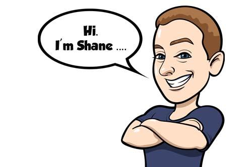 Shane Byrne - Gorey Web Design