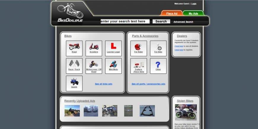 Case Study – BikeDealer