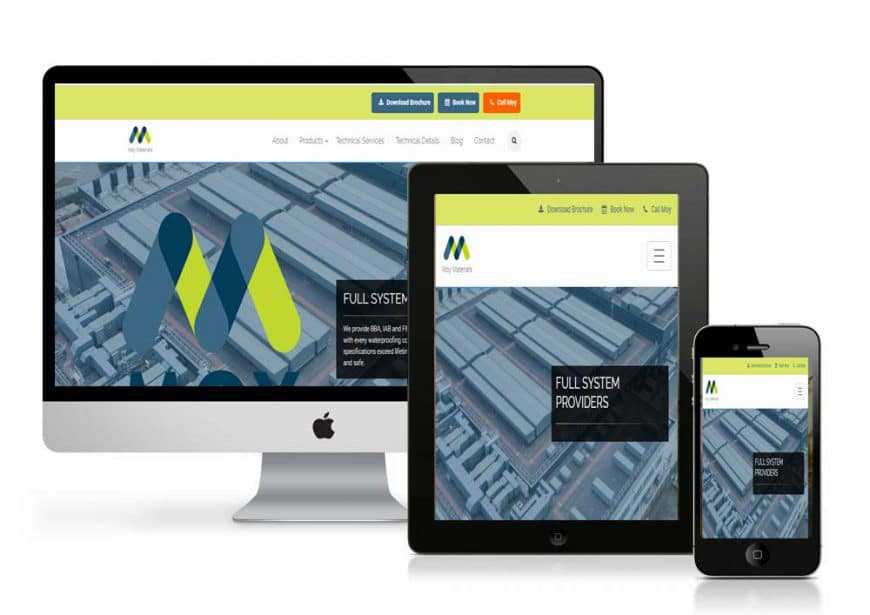 Moy Materials Website Goes Live