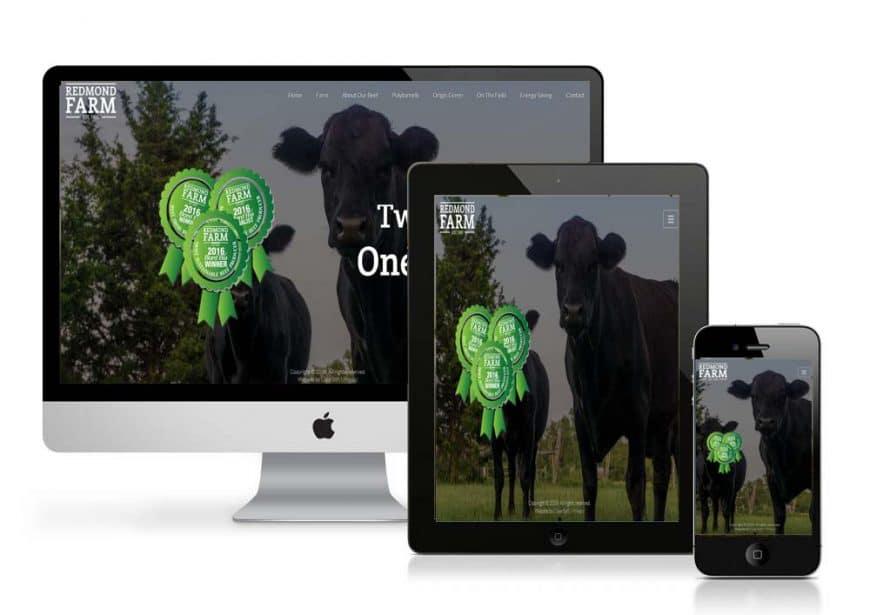 Redmond Farm Website Goes Live