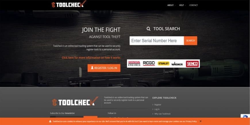 Case Study – ToolCheck