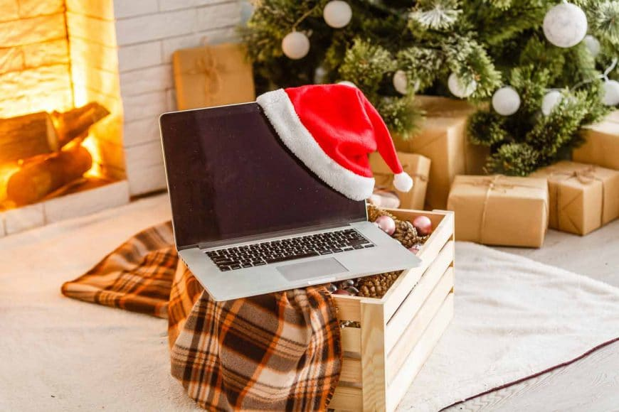 A Website is for life – not just for Christmas