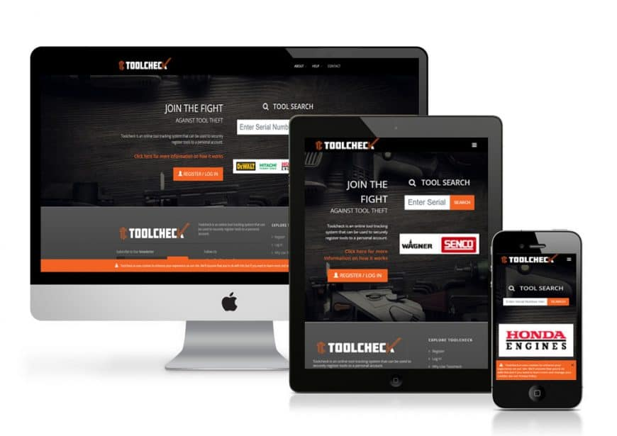 ToolCheck.ie Goes Live