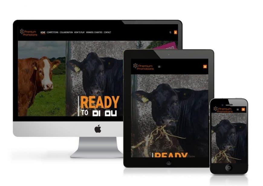 Premium Promotions Website Goes Live