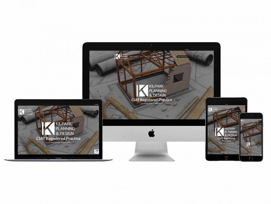 Brand New Kilpark.ie Goes Live