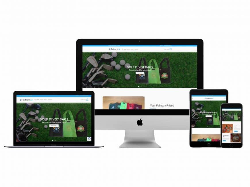 Tolhurst Website Goes Live